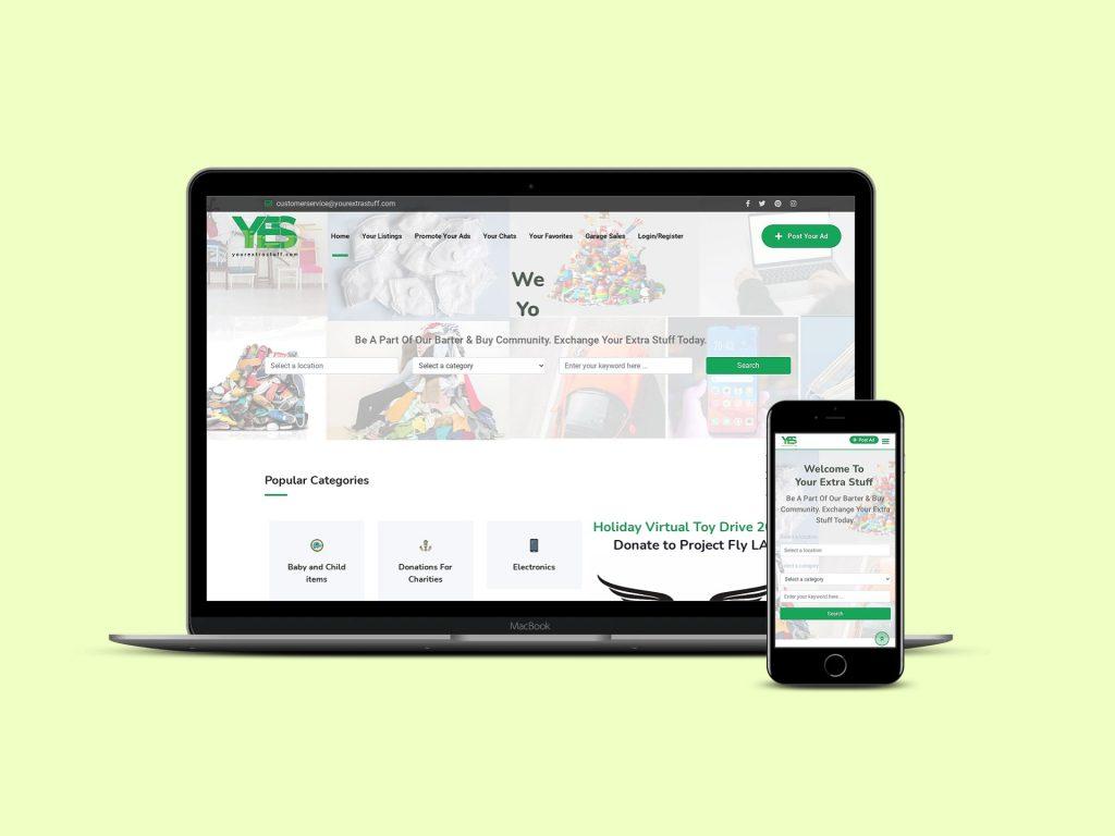 Classifieds Website Development