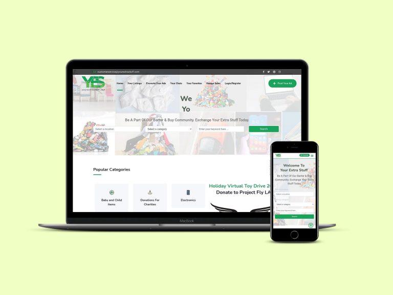 Classifieds Company (Website Design, Web Development, Branding, Copywriting, Logo Design, Web Hosting and  PPC)